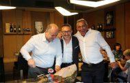 La Griglia di Varrone Lucca festeggia il suo decimo anniversario - Patron Massimo Minutelli