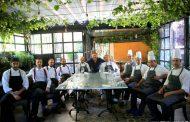 Cartoline dal 583mo Meeting VG @ Ristorante The Corner - Roma - Chef/Patron Marco Martini, GM Andrea Farletti