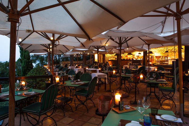 Ristorante Pelligrill dell'Hotel Il Pellicano - Porto Ercole (GR) - GM Fernando Pane, Chef Sebastiano Lombardi