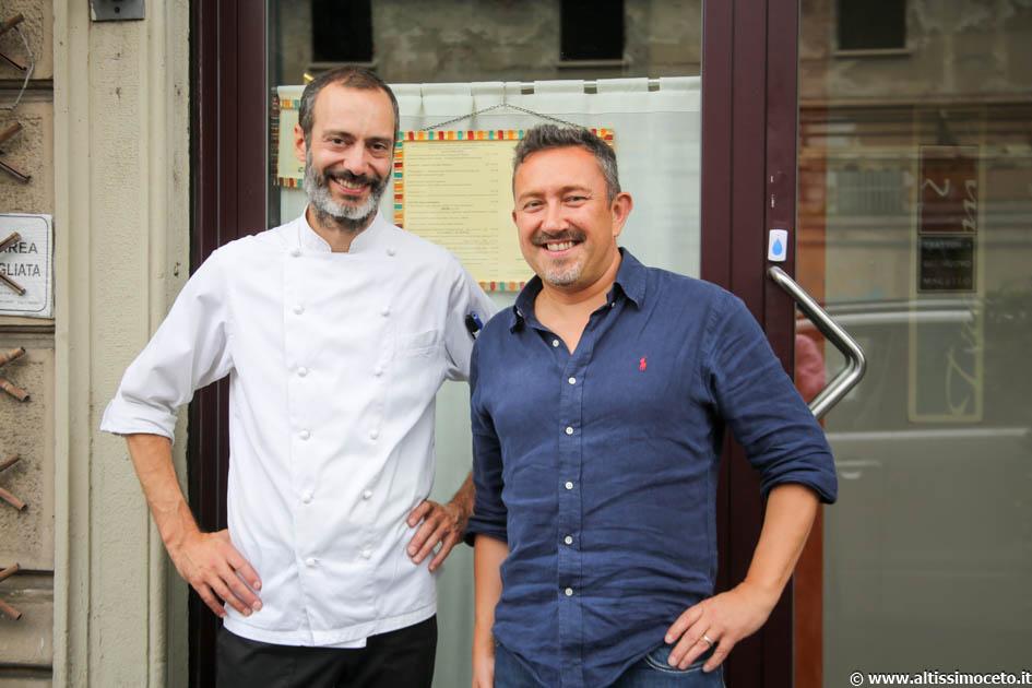 Trattoria del Nuovo Macello - Milano - Chef Giovanni Traversone