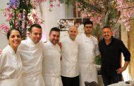 Cartoline dal 590mo Meeting @Ristorante Winter Garden by Caino - Firenze - Chef Michele Griglio, Chef Consulente Valeria Piccini