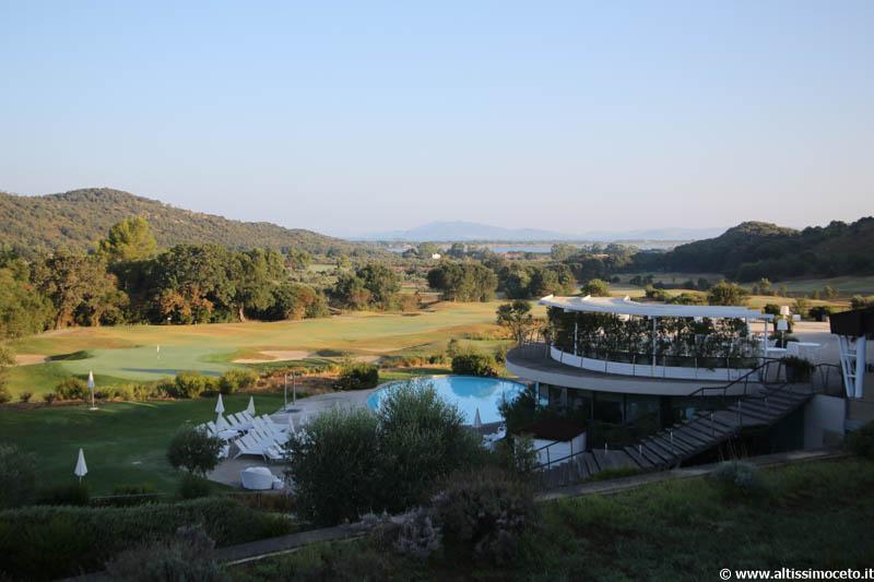 Argentario Golf Resort & Spa e Ristorante Dama Dama – Porto Ercole (GR) – GM Augusto Orsini, Chef Mario Cimino