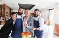 Cartoline del 596mo Meeting VG @Christian e Manuel Ristorante – Vercelli – Chef Christian e Manuel Costardi