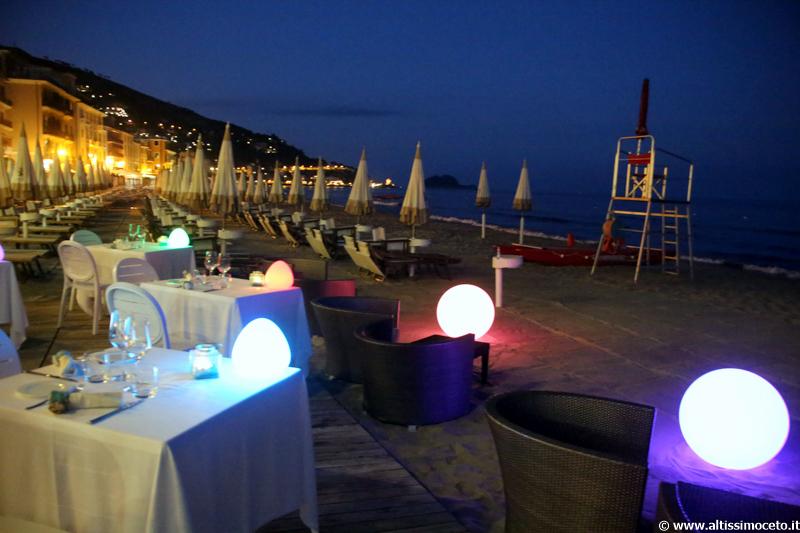 Gazebo Restaurant, GH Bistrot e Pizzeria Lentini's del Grand Hotel Alassio – Alassio – GM Davide Crema, Chef Roberto Balgisi