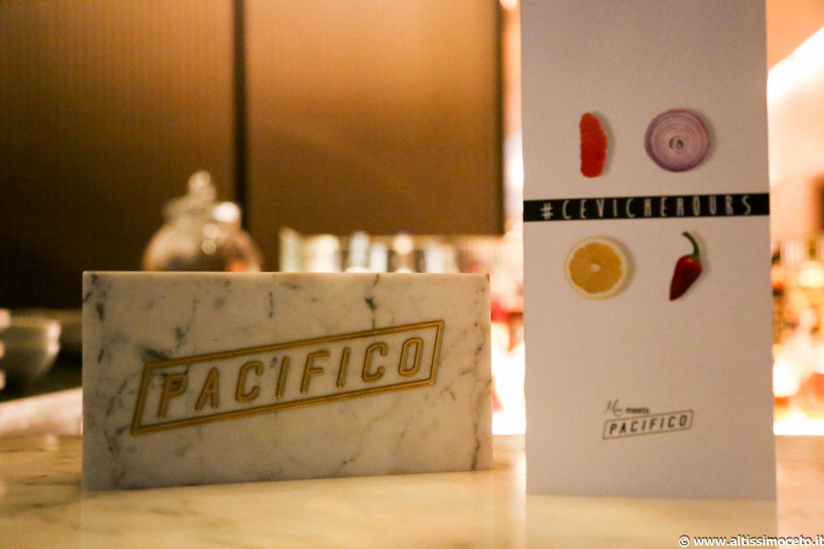 Aperitivo Mio Bar meets Pacifico - Ceviche Hours - Mio Bar del Park Hyatt Milano