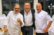 Cena a quattro mani @Ristorante Paradiso dell'Hotel Das Paradies – Laces (BZ) – Chef Peter Oberrauch, Chef Ospite Marco Sacco