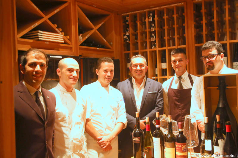 Ristorante Pellicano dell'Hotel Il Pellicano - Porto Ercole (GR) - Patron Roberto Sciò, Chef Sebastiano Lombardi