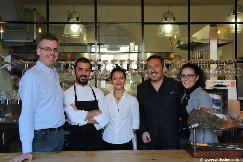 Blend4 - Azzate (VA) - Patron Ivano Antonini e Luigina Gazzola, Chef Davide Gambitta