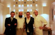 Cartoline dal 607mo Meeting - Weekend Gourmet&Relax - La Frasca Restaurant @ Borgo Egnazia – Savelletri di Fasano (BR) – Chef Giovanni Baccaro, Coach Chef Andrea Ribaldone