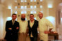 Cartoline dal 607mo Meeting - Weekend Gourmet&Relax - Ristorante I Due Camini @ Borgo Egnazia – Savelletri di Fasano (BR) – Chef Domingo Schingaro, Coach Chef Andrea Ribaldone