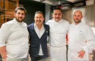 Cena a quattro mani @Ristorante Degusto – San Bonifacio (VR) – Chef Matteo Grandi, Chef Ospite Italo Bassi