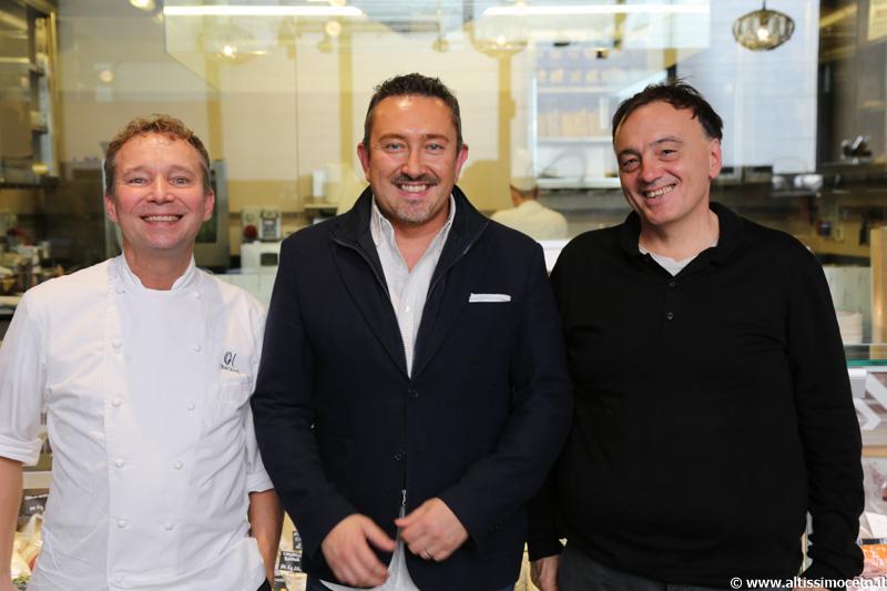 La tavola, il vino e la dispensa @Mercato Centrale – Roma – Patron Oliver Glowig e Salvatore De Gennaro, Chef Oliver Glowig