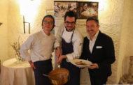 Cartoline dal 625mo Meeting VG @ Ristorante Al Porticciolo 84 – Lecco – Patron e Chef Fabrizio Ferrari