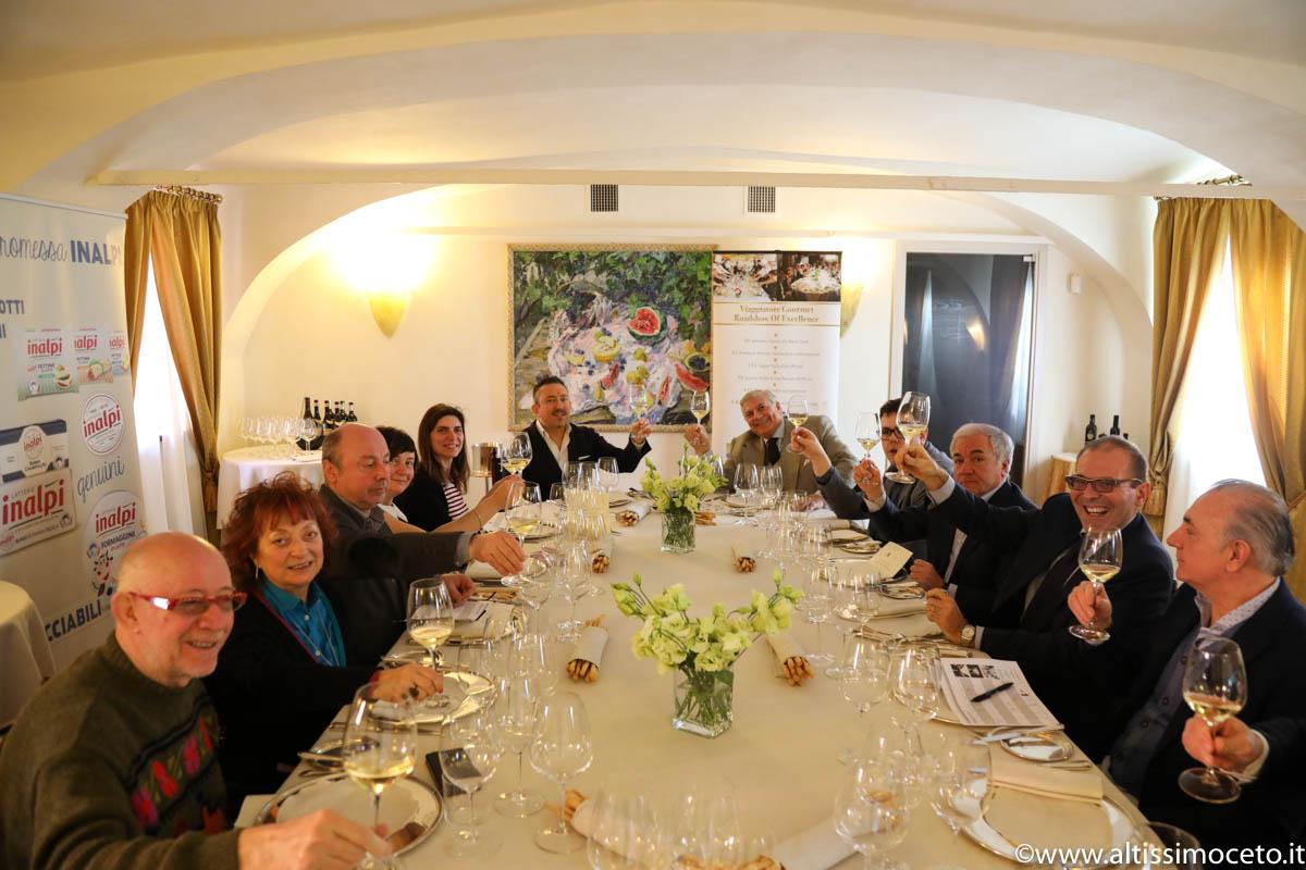 Cartoline dal 630mo Meeting VG @ Ristorante Antica Corona Reale – Cervere (CN) – Chef Gian Piero Vivalda