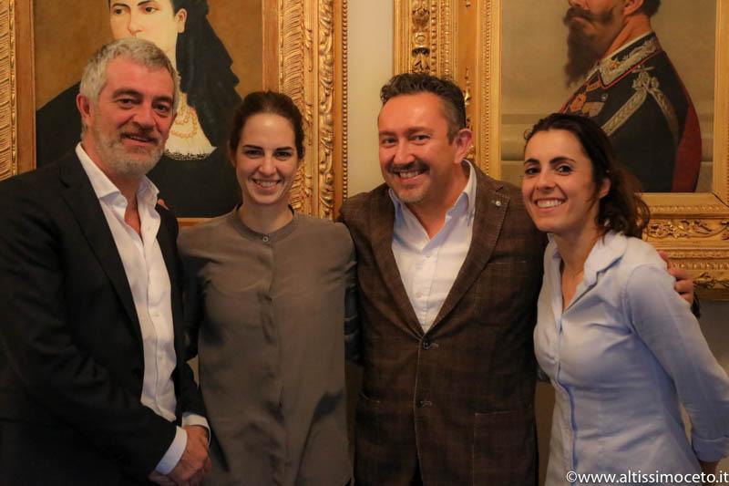Cartoline dal 639 Meeting VG @ Guido Ristorante – Tenuta di Fontanafredda – Serralunga d'Alba (CN) – Patron Piero e Ugo Alciati, Chef Ugo Alciati