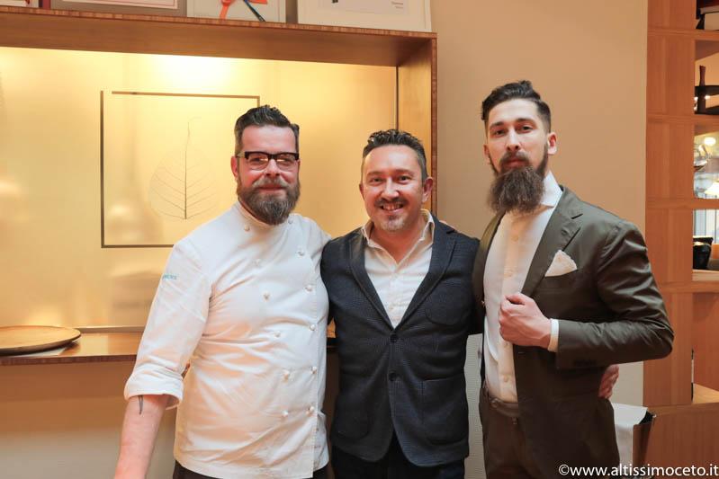 Ristorante Essenza - Milano - Chef Eugenio Boer