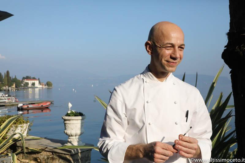 Cartoline dal 648mo Meeting @ Ristorante Lido 84 – Gardone Riviera (BS) – Chef Riccardo Camanini
