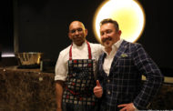 Cartoline dal 649mo Meeting VG @ Wicky's Wicuisine Seafood – Milano – Chef Wicky Pryian