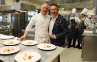 Presentazione del nuovo menù del Trussardi alla Scala Il Ristorante - Milano - Chef Roberto Conti