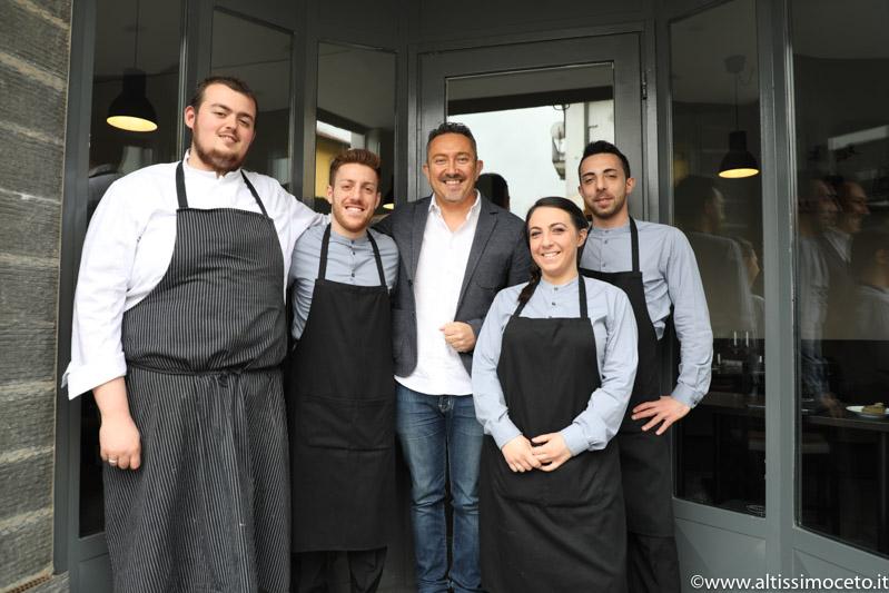 Ristorante Materia - Cernobbio (CO) - Chef Davide Caranchini