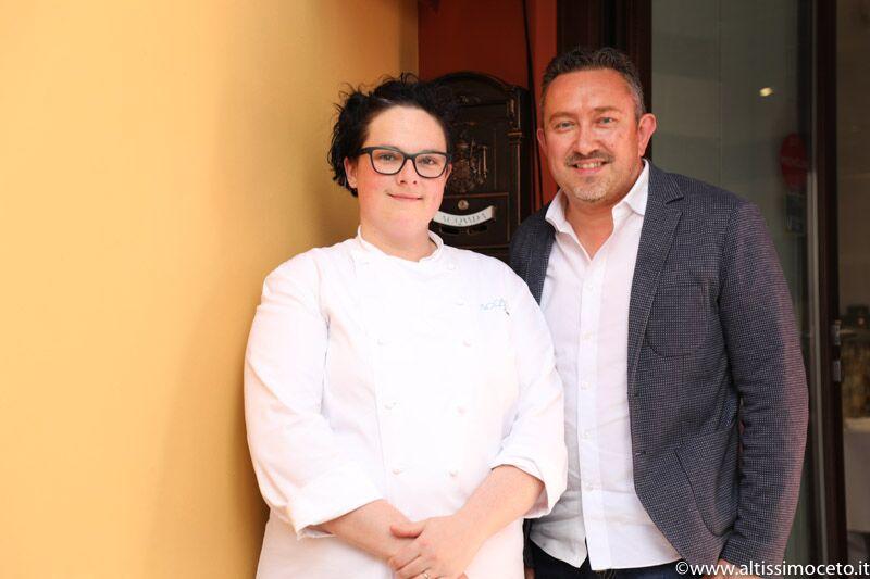 Ristorante Acquada - Porlezza (CO) - Chef Sara Preceruti
