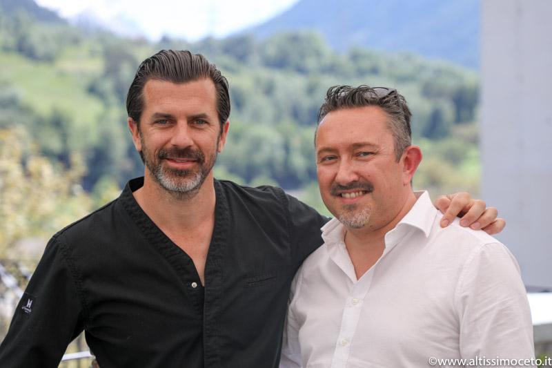Cartoline dal 665mo Meeting VG @ Schauenstein Schloss Restaurant Hotel – Fürstenau (Svizzera) - Chef Andreas Caminada