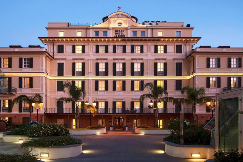 Grand Hotel Alassio, Gazebo Restaurant e GH Bistrot - Alassio (SA) - GM Davide Crema, Chef Roberto Balgisi