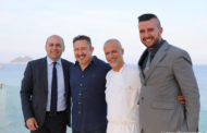 Cartoline dal 671 Meeting VG @ Gazebo Restaurant del Grand Hotel Alassio – Alassio – GM Davide Crema, Chef Roberto Balgisi