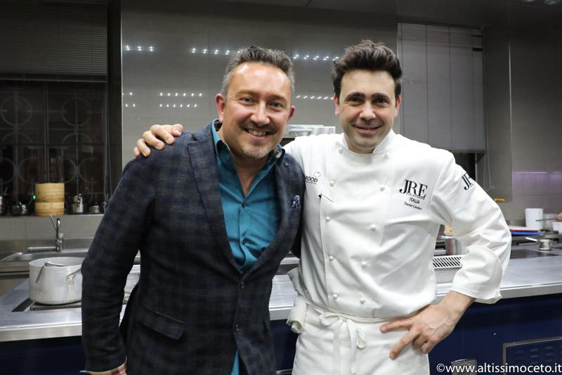 Ristorante Daniel - Milano - Chef Daniel Canzian