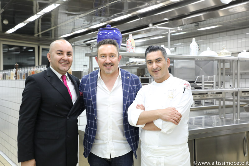 Terme Manzi Hotel&SPA e Ristorante Il Mosaico – Ischia (NA) – GM Maria Polito, Chef Giovanni De Vivo