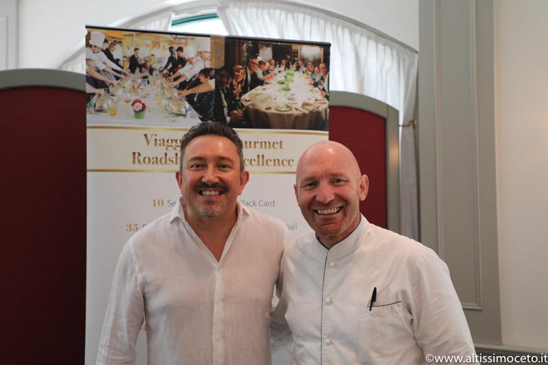 Cartoline dal 675mo Meeting VG @ Locanda Margon – Trento – Patron Fam. Lunelli, Chef Alfio Ghezzi