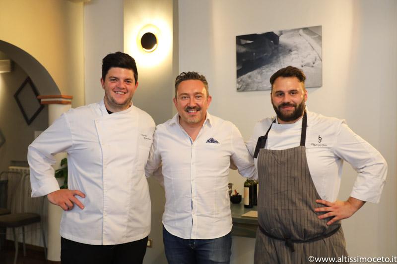 Gubistrò - Casale Monferrato (AL) - Chef/Patron Nicolò Guaschino, Maurizio Bido