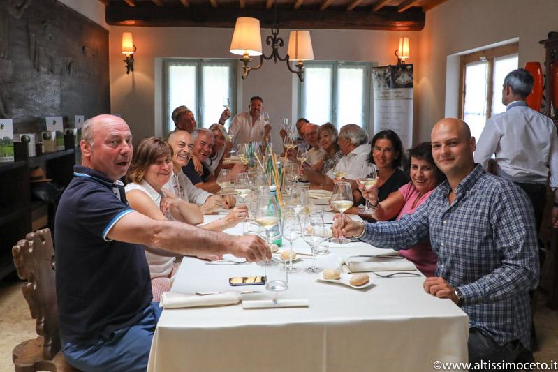 Cartoline dal 673 Meeting VG @ Riserva San Massimo – Gropello Cairoli (PV) – Patron Famiglia Antonello, Chef Antonio Danise del Ristorante di Villa Necchi alla Portalupa