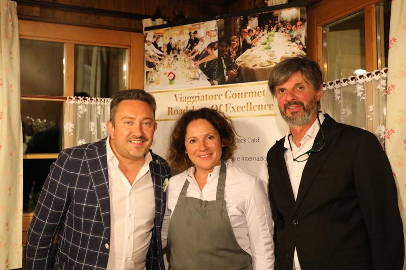 Cartoline dal 683mo Meeting VG @ Ristorante Laite – Sappada (BL) – Chef Fabrizia Meroi