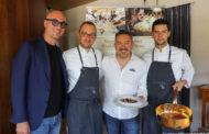 Cartoline dal 686mo Meeting VG @ Ristorante La Peca – Lonigo (VI) – Chef Nicola Portinari, Maître Pierluigi Portinari