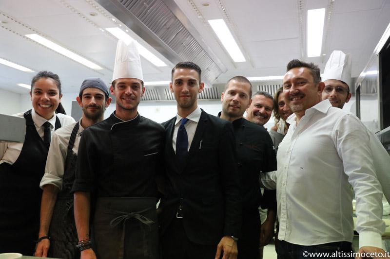 Tenuta La Cascinetta - Buriasco (TO) - Patron Paola Trucco e Alessandro Colomba, Chef Federico Girone
