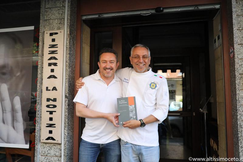 Pizzaria La Notizia - Napoli - Maestro Enzo Coccia