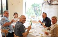 Cartoline dal 691mo Meeting VG @ Ristorante Il Portico – Appiano Gentile (CO) – Chef Paolo Lopriore