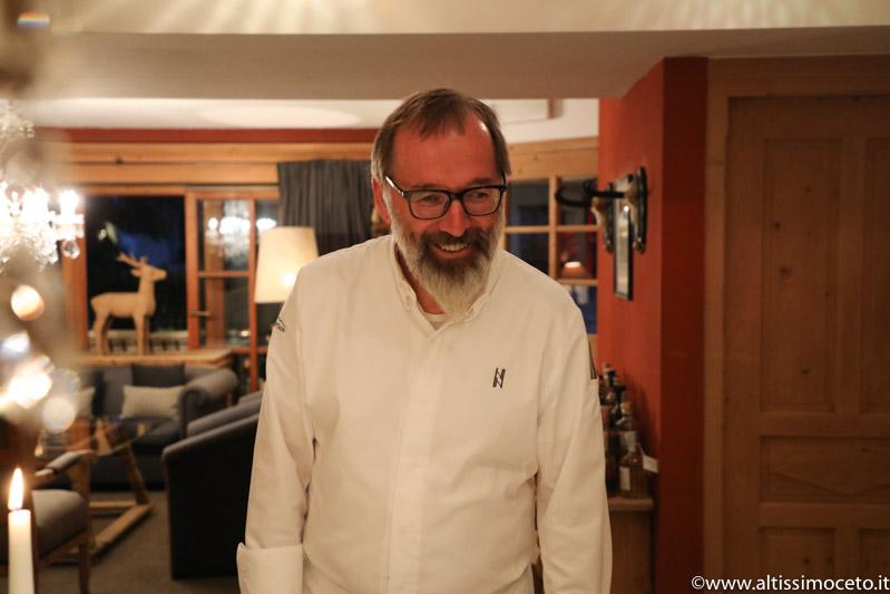 Ristorante St. Hubertus del Rosa Alpina Hotel & SPA - San Cassiano (BZ) - Chef Norbert Niederkofler