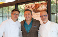 Cartoline da The Starring Nights – Cena a 4 mani al Gazebo Restaurant @GH Alassio – Alassio (SV) – Executive Chef Roberto Balgisi, Guest Chef Fabio Barbaglini