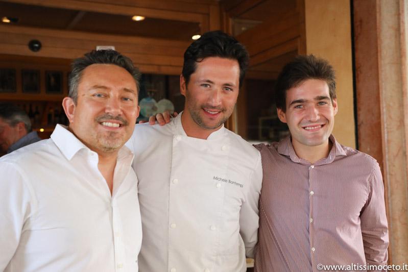 Osteria Gourmet La Dispensa - San Felice del Benaco (BS) - Patron Michele Bontempi, Chef Alessandro Liberini