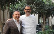 Cartoline dal 696mo Meeting VG @ Ristorante Seta del Mandarin Oriental – Milano – F&B Manager Alberto Tasinato, Executive Chef Antonio Guida
