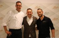 Cena a quattro mani @Ristorante Paradiso dell'Hotel Das Paradies – Laces (BZ) – Chef Andreas Schwienbacher, Chef Ospite Vittorio Colleoni