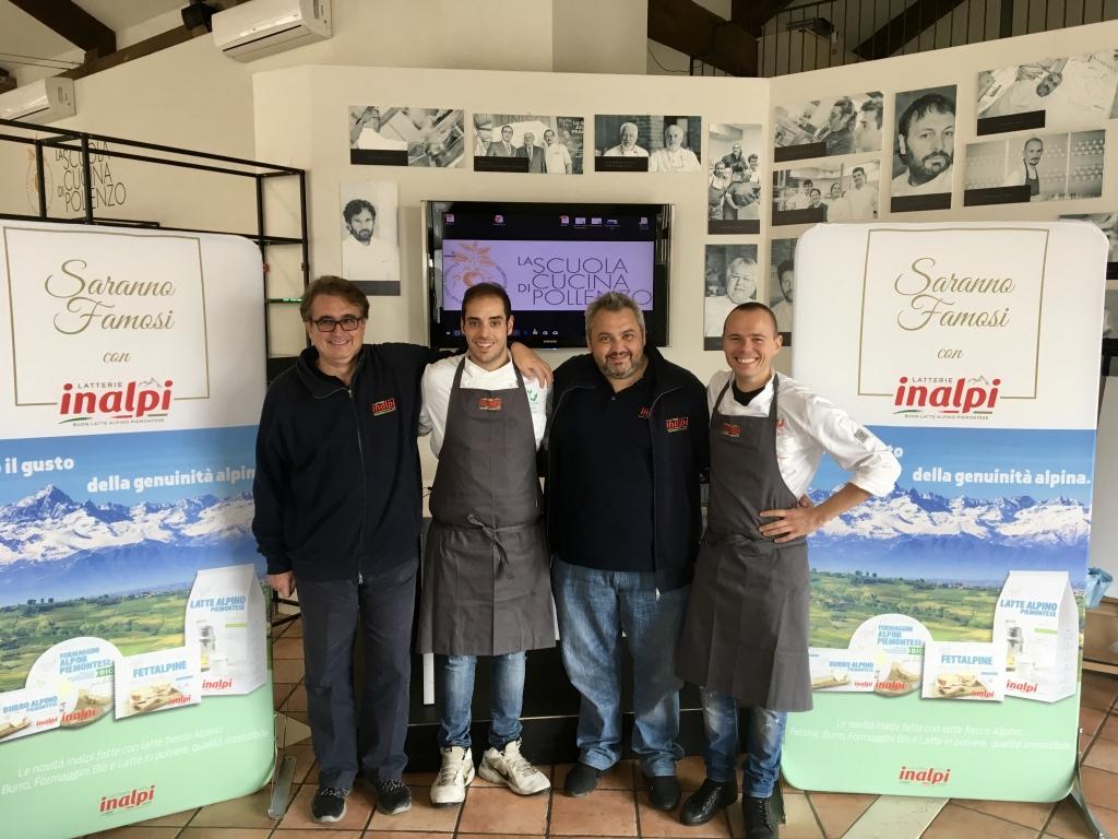 Finale Saranno Famosi Inalpi 2017 @ Università di Scienze Gastronomiche - Pollenzo (CN)