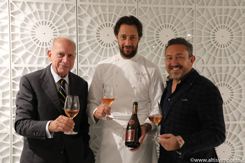 Cartoline del 698mo Meeting @Ristorante Lume – Milano – Chef Luigi Taglienti