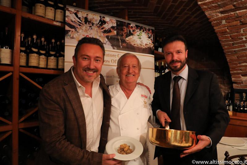 Cartoline dal 702mo Meeting VG @ Ristorante Antica Corona Reale – Cervere (CN) – Chef Gian Piero Vivalda