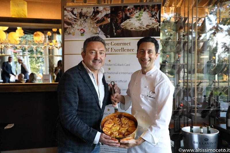 Cartoline dal 710mo Meeting VG @ Ristorante LeoneFelice dell'Albereta Relais & Châteaux – Erbusco (BS) – Chef Fabio Abbattista
