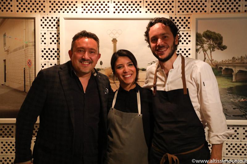 Ristorante 28 Posti - Milano- Chef Marco Ambrosino