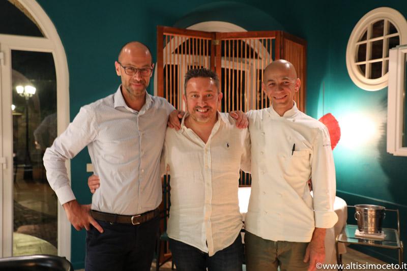 Ristorante Lido 84 - Gardone Riviera (BS) - Chef Riccardo Camanini
