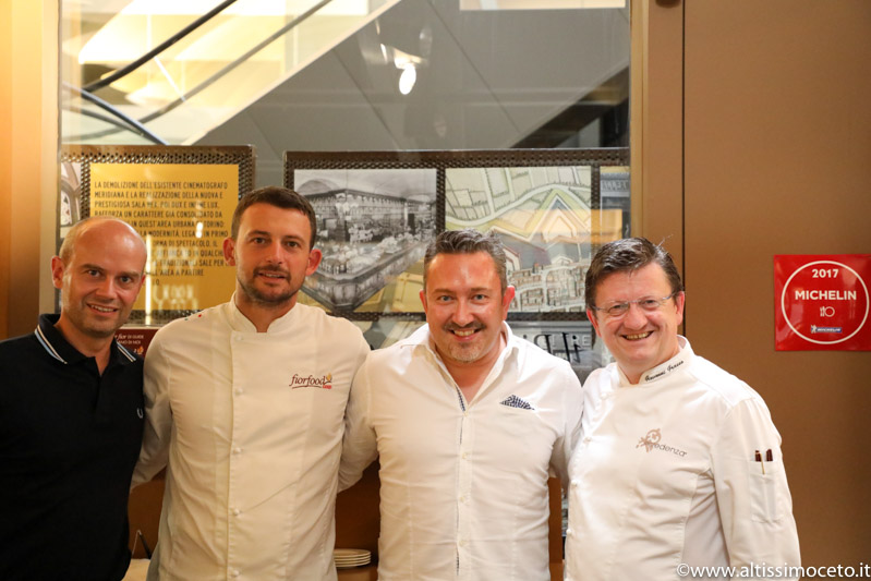 Fiorfood Coop by La Credenza - Torino - Chef Gianni Spegis